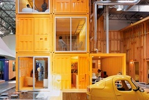 Coolest Office Cubicle Designs  / by Arnolds Office Furniture