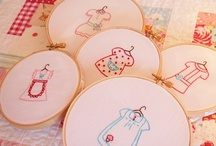 E : Embroidery / by pyn s.