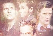 Doctor Who / by Allegra