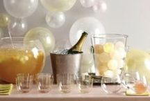 New Year's Party Ideas / by Christmas Central