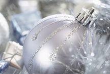 Silver Splendor Christmas / by Christmas Central