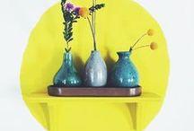 Home inspiration / by Eva van den Dungen
