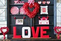 Valentine's Day Decorations and Gift Ideas / by Christmas Central