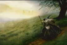 Tolkien before the movies / by Bruno Campelo