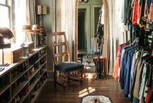 Interiors | Closet/Dressing Room | / by Fourth Floor Walk Up