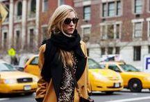 NYC Fashion / by Fourth Floor Walk Up