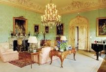 Interiors | Living In Downton Abbey | / by Fourth Floor Walk Up