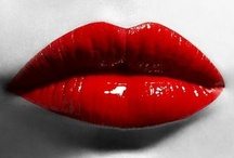 red lips / by Mary Jones