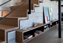 interior architecture / design /built in furniture / interior spaces and details  / by Tom Ferguson