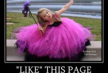 My Tutu Dresses / www.facebook.com/whererainbowsend1 / by Renee Dorsey