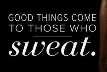 Get Fit Goals & Motivation! / by Janet Dang