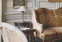 Interiors | Animal Prints | / by Fourth Floor Walk Up
