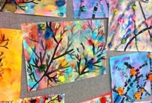 Arty Ideas for Kids / by Debs - Learn with Play at Home