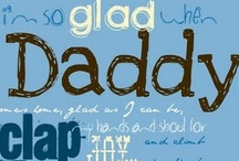 Fathers Day / by Debs - Learn with Play at Home