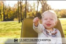 "Little Victors / #littlevictors from our annual Mott ""Little Victors"" Calendar / by University of Michigan Health System"