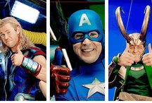 Superheroes / by Monica McFadden