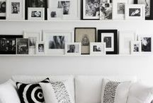 Gallery Walls / by Pieced Pastimes