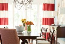 Dining areas / by Christie Pearson