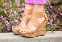 Shoes I love /  Shoes I love, wedges, pumps, heels, platforms, sandals, flip flops, boots, booties, ballerina flats, pointed flats, hot shoes, peep toes, oxfords, boating shoes, sneakers, runners, espadrilles / by GirlfriendShoes - Sarah