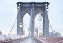 NYC / by Helena Glazer