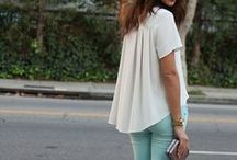 Outfit Ideas / by Kimberly Stablein