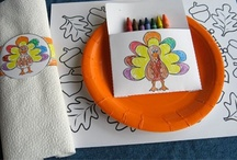Holidays - Kid projects/the kids table / by Rachel Wormhoudt-Butler
