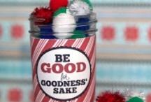 Christmas - Fun for the kids / by Rachel Wormhoudt-Butler