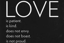 Love ♥ / by Ashley Hardin