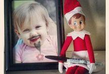 Elf On The Shelf Ideas / by Mama Cakery