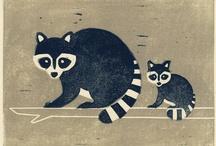 illustration animals / by Petra Blahova