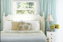 Bedroom Retreats / Decorating & Remodeling Ideas / by Karma Shelly