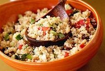 Foodie Challenge: Quinoa / by David Venable QVC