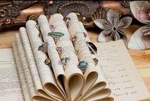 jewellery display ideas / by JanMary