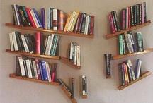 Bookshelves/bookcases I adore / by SkyDancer
