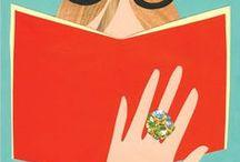 BOOK LUST / by C'est La Vie Jolie