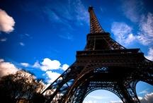 The City of Love♡ / France<3 / by Hannah Haley