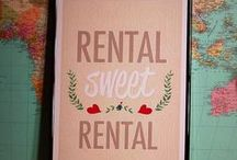 Home: Rent / by Haley Katrina