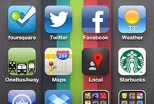 iPhone Home Screens / I love seeing what people have on their homescreen! This is meant to be a collective, let me know if you are willing to share and I'll add you as a contributor!  / by Kristi Waite