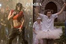 ZUMBA / I LOVE ZUMBA!!!! / by Cindy