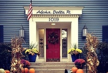 It's Fall Y'all! / by Alpha Delta Pi