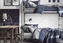 the boy's room / by april @ wildflowers + whimsy
