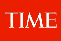 TIME Magazine / by Cindy