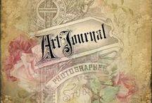 Art Journal Inspiration / by Starring Liz as Herself