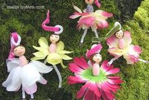 Holliday crafts with kids / by Isabelle Armstrong