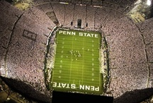 Favorite Places & Spaces / by Penn State Athletics