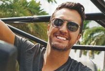 LB<3 / I can't help it...I just love me some Luke Bryan :) / by Brittney Fitzhugh