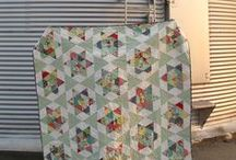 Quilts & sewing / by Cassie Putney