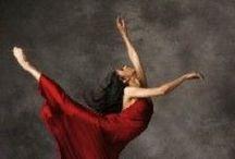 The Art of Movement / Once a dancer, always a dancer / by Rachael Kilgore