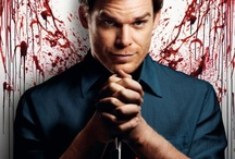 Dexter...My Unlikely Hero! / I never thought I would ever like, let alone LOVE, a story about a serial killer.  It sticks to me like the saran wrap Dexter uses!!! / by Josie van Otterlo