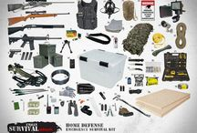 #Elevate your Emergency Preparedness / What every person should have in case of an emergency.  You never know when the next super storm will hit your area.  / by Paul Macapagal